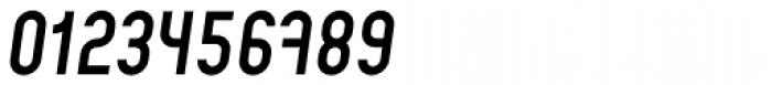 Arcus Medium Italic Font OTHER CHARS