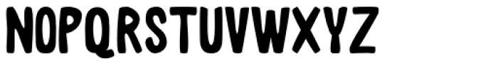 Areaman OT Font UPPERCASE