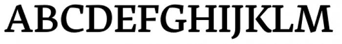 Arek Armenian SemiBold Font UPPERCASE
