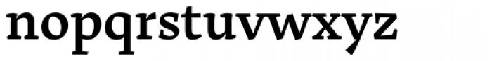 Arek Armenian SemiBold Font LOWERCASE