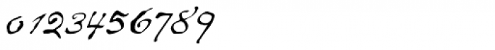 Arendahl Script Font OTHER CHARS
