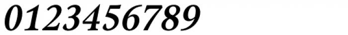 Arethusa Medium Italic Font OTHER CHARS