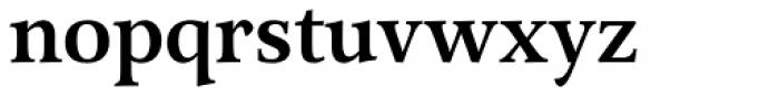 Arethusa Medium Font LOWERCASE