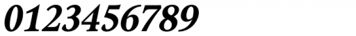 Arethusa Pro Semi Bold Italic Font OTHER CHARS