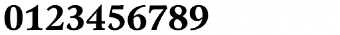 Arethusa Semi Bold Font OTHER CHARS
