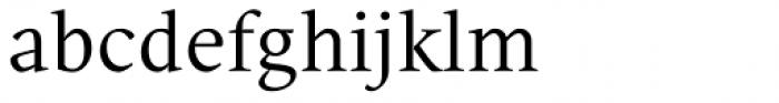 Aretino Font LOWERCASE