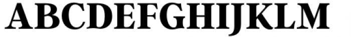 Argent CF Bold Font UPPERCASE
