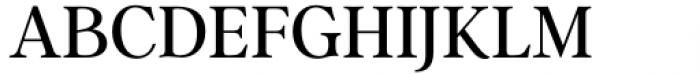 Argent CF Light Font UPPERCASE