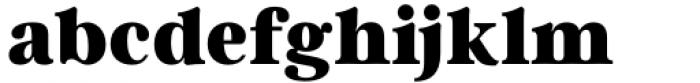Argent CF Super Font LOWERCASE
