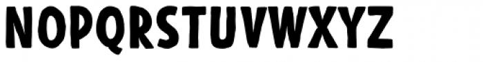 Argone LC Black Font UPPERCASE