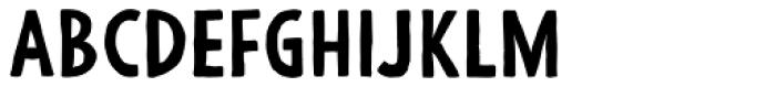 Argone LC Bold Font UPPERCASE