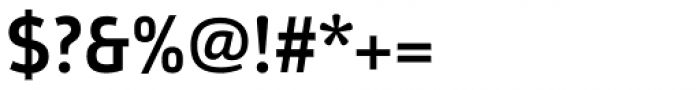Argumentum Medium Font OTHER CHARS