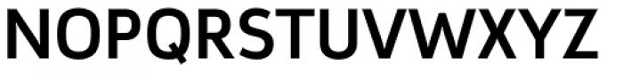 Argumentum Medium Font UPPERCASE