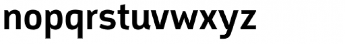 Argumentum Medium Font LOWERCASE