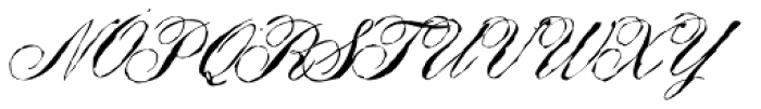 Argyle Rough Font UPPERCASE