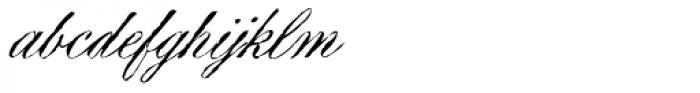 Argyle Rough Font LOWERCASE