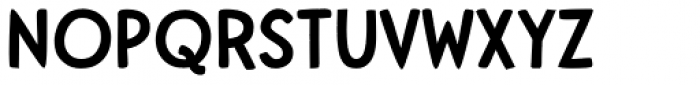 Argyle Socks Thick Font UPPERCASE