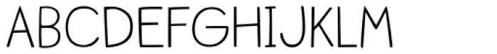 Argyle Socks Thin Font UPPERCASE