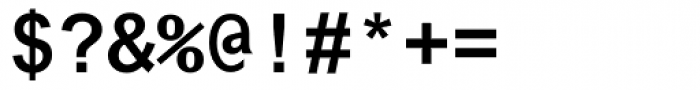 Arial Monospaced MT Bold Font OTHER CHARS