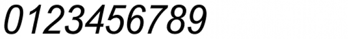 Arial Nova Condensed Italic Font OTHER CHARS