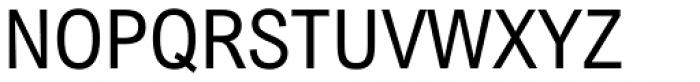 Arial Nova Condensed Font UPPERCASE