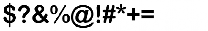 Arial Rounded MT Bold Font OTHER CHARS