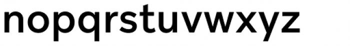 Aribau Grotesk Medium Font LOWERCASE