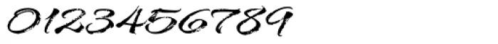 Arid Font OTHER CHARS