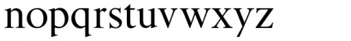 Aries Display Font LOWERCASE