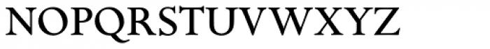 Aries Roman Cap SmallCap Font LOWERCASE