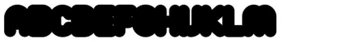 Arista 2.0 Fat Font UPPERCASE
