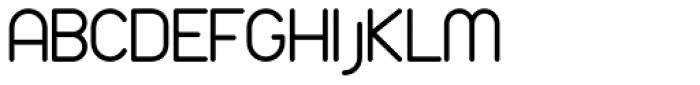 Arista 2.0 Light Font UPPERCASE