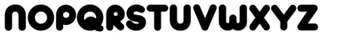 Arista Pro Alternate Fat Font UPPERCASE