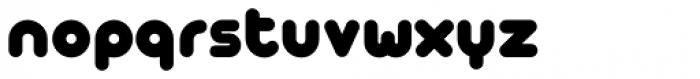 Arista Pro Alternate Fat Font LOWERCASE
