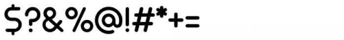 Arista Pro Regular Font OTHER CHARS