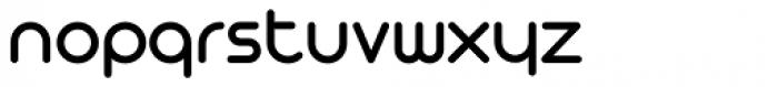 Arista Pro Regular Font LOWERCASE