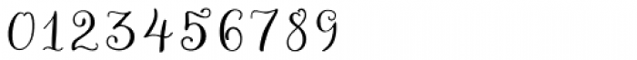 Aristelle Script Font OTHER CHARS