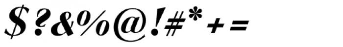 Ariston BQ Extra Font OTHER CHARS