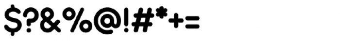 Aristotelica Small Caps Demi Bold Font OTHER CHARS
