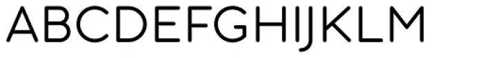 Aristotelica Text Light Font UPPERCASE