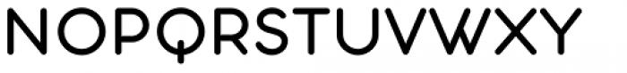 Aristotelica Text Regular Font UPPERCASE