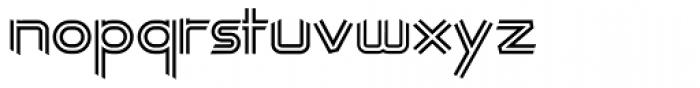 Arius Dual Font LOWERCASE