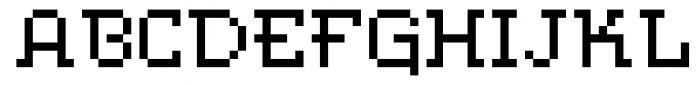 Arkeo BT Font UPPERCASE