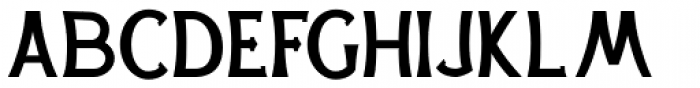 Arkwright Bold Font LOWERCASE