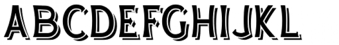 Arkwright Grand Font LOWERCASE
