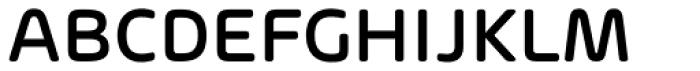 Arlon Medium Font UPPERCASE