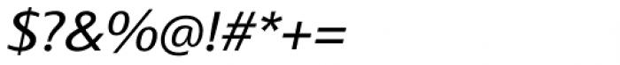 Arlonne Sans Pro Regular italic Font OTHER CHARS
