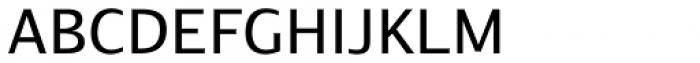Arlonne Sans Pro Regular Font UPPERCASE