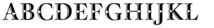 Arlt Deco 1 Font UPPERCASE