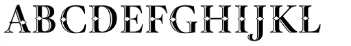 Arlt Deco 1 Font LOWERCASE